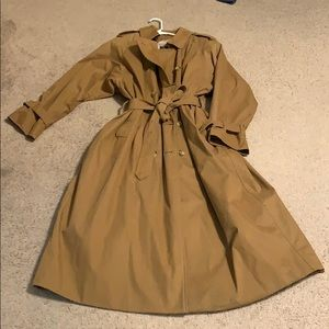 Burberrys' Long trench coat
